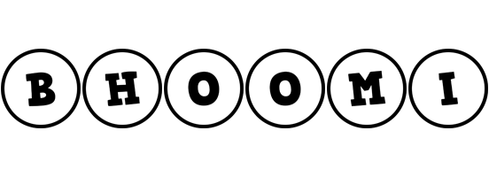 Bhoomi handy logo