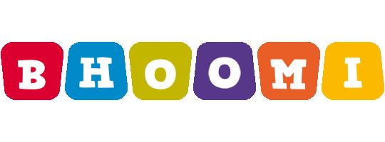 Bhoomi kiddo logo