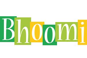Bhoomi lemonade logo