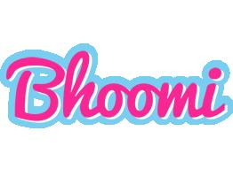 Bhoomi popstar logo