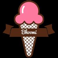 Bhoomi premium logo