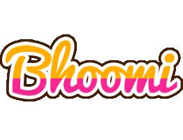 Bhoomi smoothie logo