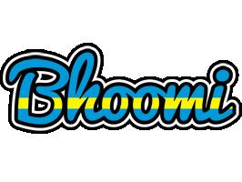 Bhoomi sweden logo