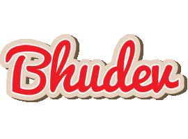 Bhudev chocolate logo