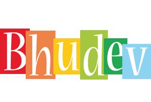 Bhudev colors logo