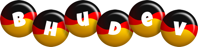 Bhudev german logo