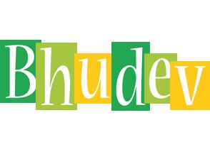Bhudev lemonade logo