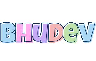 Bhudev pastel logo
