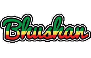 Bhushan african logo