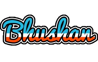 Bhushan america logo