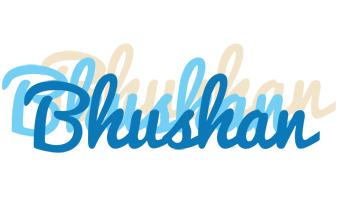 Bhushan breeze logo