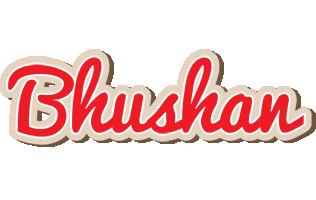 Bhushan chocolate logo