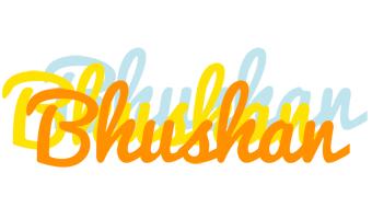 Bhushan energy logo