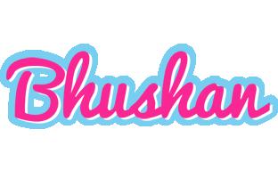 Bhushan popstar logo