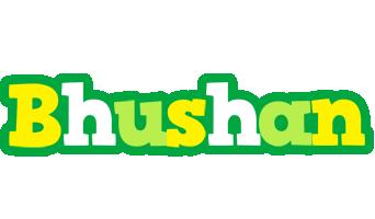 Bhushan soccer logo