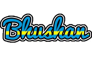 Bhushan sweden logo