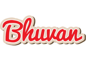 Bhuvan chocolate logo