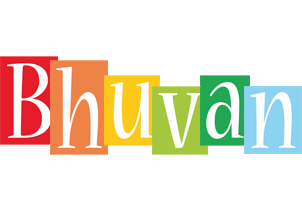 Bhuvan colors logo