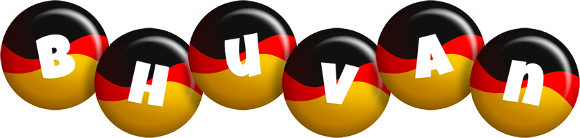 Bhuvan german logo