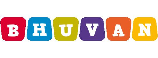 Bhuvan kiddo logo