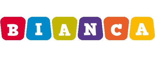 Bianca kiddo logo