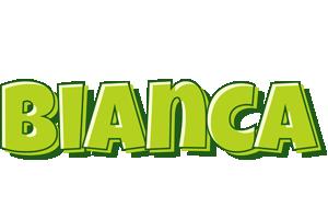Bianca summer logo