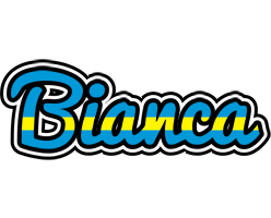 Bianca sweden logo