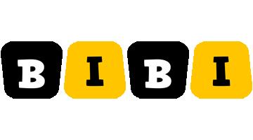 Bibi boots logo