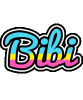 Bibi circus logo