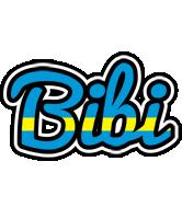 Bibi sweden logo
