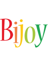 Bijoy birthday logo