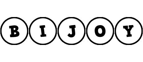 Bijoy handy logo