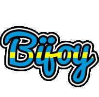 Bijoy sweden logo