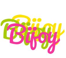 Bijoy sweets logo