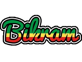 Bikram african logo