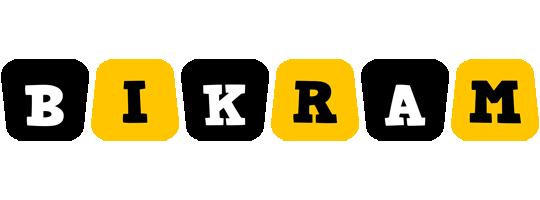 Bikram boots logo
