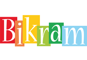 Bikram colors logo