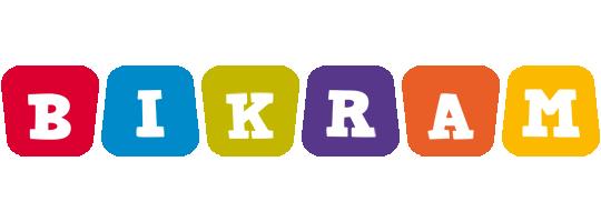 Bikram daycare logo