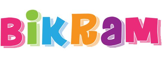 Bikram friday logo