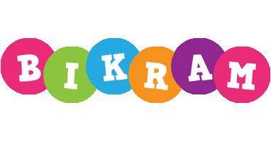 Bikram friends logo