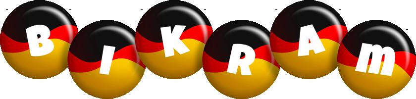 Bikram german logo