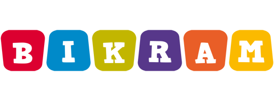 Bikram kiddo logo