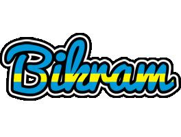 Bikram sweden logo