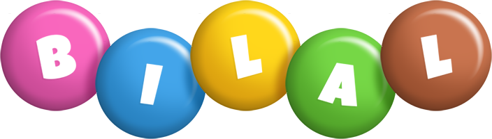 Bilal candy logo