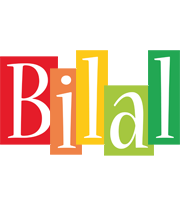 Bilal colors logo