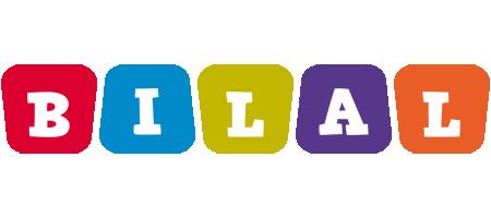 Bilal kiddo logo