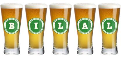 Bilal lager logo