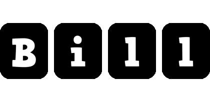 Bill box logo