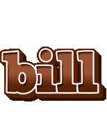 Bill brownie logo