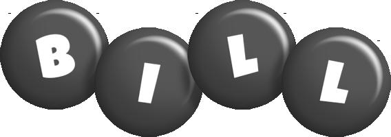 Bill candy-black logo